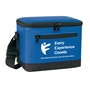 "ICSA ""Every Experience Counts"" Deluxe Lunch Cooler (Stock Design)  ICSA, International Customer Service Association, National Customer Service Week, Theme, Every Experience Counts, Lunch Cooler, Lunch Bag, 6 Pack Cooler, Promotional Lunch Cooler, promotional lunch bag, promotional 6 pack cooler, promotional coolers"