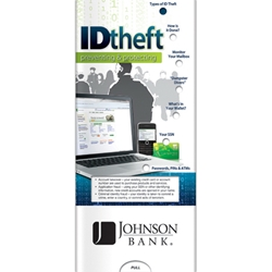 ID Theft: Preventing and Protecting Pocket Slider BetterLifeLine, BetterLife, Education, Educational, information, Informational, Wellness, Guide, Brochure, Paper, Low-cost, Low-Price, Cheap, Instruction, Instructional, Booklet, Small, Reference, Interactive, Learn, Learning, Read, Reading, Health, Well-Being, Living, Awareness, PocketSlider, Slide, Chart, Dial, Bullet Point, Wheel, Pull-Down, SlideGuide, Financial, Debit, Credit, Check, Credit union, Investment, Loan, Savings, Finance, Money, Checking, Cash, Transactions, Budget, Wallet, Purse, Creditcard, Balance, Reconciliation, Retirement, House, Home, Mortgage, Refinance, Real Estate, Bill, Debt, Fraud, The Positive Line, Positive Promotions