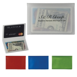 Id/Card Holder Id/Card Holder, ID, Business, Card, Holder, Imprinted, Personalized, Promotional, with name on it, giveaway,