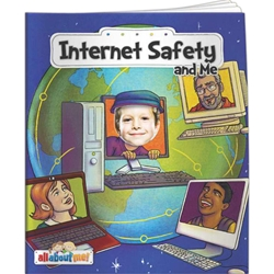 Internet Safety and Me All About Me Internet Safety and Me All About Me, BetterLifeLine, BetterLife, Education, Educational, information, Informational, Wellness, Guide, Brochure, Paper, Low-cost, Low-Price, Cheap, Instruction, Instructional, Booklet, Small, Reference, Interactive, Learn, Learning, Read, Reading, Health, Well-Being, Living, Awareness, AllAboutMe, AdventureBook, Adventure, Book, Picture, Personalized, Keepsake, Storybook, Story, Photo, Photograph, Kid, Child, Children, School, Imprinted, Personalized, Promotional, with name on it, giveaway,