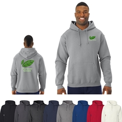 Jerzees NuBlend Hooded Sweatshirt | Custom Apparel | Care Promotions