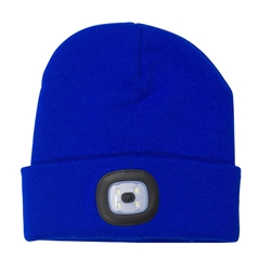 Customized LED Acrylic Knit Beanie | Care Promotions
