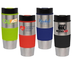 Lanai 16 oz. Stainless Tumbler - Full Color Imprint 16 oz, Tumbler, Stainless Steal, Tumbler, 4 Color Process, Imprinted, Personalized, Promotional, with name on it