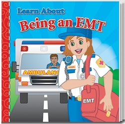 Learn About Being an EMT Storybook | Care Promotions