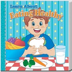 Learn About Eating Healthy Storybook | Care Promotions