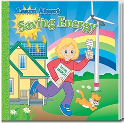 Learn About Saving Energy Storybook | Care Promotions