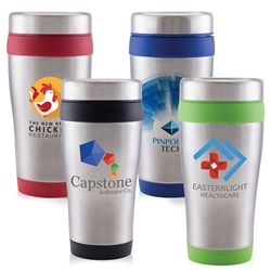 Legend 16 oz. Stainless Steel Tumbler - Full Color Imprint 16 oz, Tumbler, Stainless Steal, Tumbler, 4 Color Process, Imprinted, Personalized, Promotional, with name on it