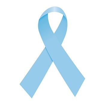 Prostate Cancer Ribbon Temporary Tattoo | Care Promotions