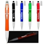 Custom Logo Light Up Stylus Pen | Care Promotions