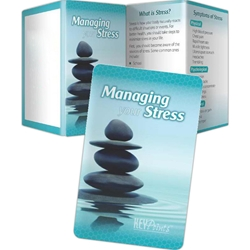 Managing Your Stress Key Points Managing Your Stress Key Points, Pocket Pal,Record, Keeper, Key, Points, Imprinted, Personalized, Promotional, with name on it, giveaway,  BetterLifeLine, BetterLife, Education, Educational, information, Informational, Wellness, Guide, Brochure, Paper, Low-cost, Low-Price, Cheap, Instruction, Instructional, Booklet, Small, Reference, Interactive, Learn, Learning, Read, Reading, Health, Well-Being, Living, Awareness, KeyPoint, Wallet, Credit card, Card, Mini, Foldable, Accordion, Compact, Pocket, Mental, Mind, Instability, Stability, Depression, Memory, Therapy, Therapist, Psychology, Psych, Psychiatrist, Psychologist, Stress, Brain, 7004
