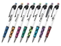 Mardi Gras Hex Pen | Promotional Pens | Care Promotions