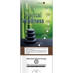 Mental Wellness Pocket Slider BetterLifeLine, BetterLife, Education, Educational, information, Informational, Wellness, Guide, Brochure, Paper, Low-cost, Low-Price, Cheap, Instruction, Instructional, Booklet, Small, Reference, Interactive, Learn, Learning, Read, Reading, Health, Well-Being, Living, Awareness, PocketSlider, Slide, Chart, Dial, Bullet Point, Wheel, Pull-Down, SlideGuide, Mental, Mind, Instability, Stability, Depression, Memory, Therapy, Therapist, Psychology, Psych, Psychiatrist, Psychologist, Stress, Brain, The Positive Line, Positive Promotions