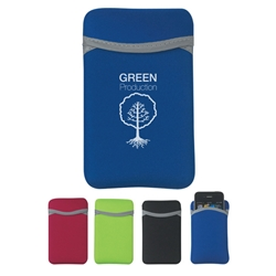 Neoprene Electronics Case Neoprene Electronics Case, Neoprene, Electronic, Holder, Case, Imprinted, Personalized, Promotional, with name on it, giveaway,