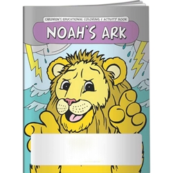 Noahs Ark Coloring Book Noahs Ark Coloring Book, BetterLifeLine, BetterLife, Education, Educational, information, Informational, Wellness, Guide, Brochure, Paper, Low-cost, Low-Price, Cheap, Instruction, Instructional, Booklet, Small, Reference, Interactive, Learn, Learning, Read, Reading, Health, Well-Being, Living, Awareness, ColoringBook, ActivityBook, Activity, Crayon, Maze, Word, Search, Scramble, Entertain, Educate, Activities, Schools, Lessons, Kid, Child, Children, Story, Storyline, Stories, Imprinted, Personalized, Promotional, with name on it, Giveaway,