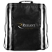 Non Woven Reflective Drawstring Backpack - DBP009