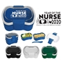 """Nurses: Whatever It Takes Is The Difference You Make"" On-The-Go Convertible Lunch Set Nurses, Week, Recognition, Appreciation, Lunch Dish, Lunch Plate, Lunch Set, Lunch Box, Imprinted, Personalized, Promotional, with name on it, Gift Idea, Giveaway, novelty pen, promotional pen, fidget spinner pen"