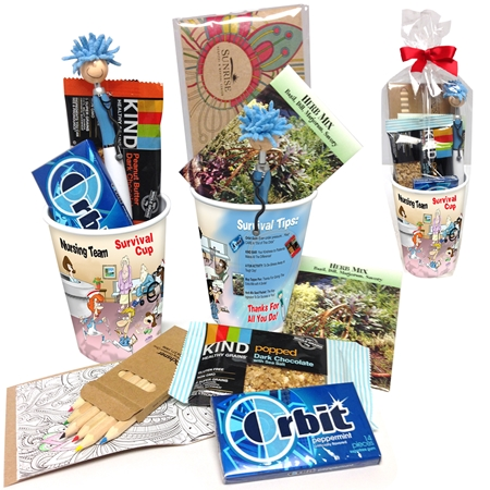 Nurses Survival Cup Gift Set | Nursing Team Gift Ideas | Care Promotions