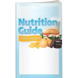 Nutrition Guide for Everyday Foods Better Books Nutrition Guide for Everyday Foods Better Books, BetterLifeLine, BetterLife, Education, Educational, information, Informational, Wellness, Guide, Brochure, Paper, Low-cost, Low-Price, Cheap, Instruction, Instructional, Booklet, Small, Reference, Interactive, Learn, Learning, Read, Reading, Health, Well-Being, Living, Awareness, BetterBook, Family, Household, House, Group, Home, Unit, Parents, Children, Kids, Food, Nutrition, Diet, Eating, Body, Snack, Meal, Eat, Sugar, Fat, Calories, Carbs, Carbohydrate, Weight, Obesity, Imprinted, Personalized, Promotional, with name on it, giveaway,