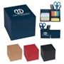 Office Buddy Cube Office Buddy cube, desk cube, imprinted desk cube, stationery desk set, Flip Caddy,