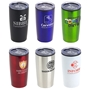 Olympus 20oz Stainless Steel & Polypropylene Tumbler  20 oz tumbler, Imprinted Tumblers, Stainless Steel Tumblers, Care Promotions,