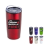 """Our Customer Service is On FIRE!"" 20oz Stainless Steel & Polypropylene Tumbler Customer Service, Week, Theme, 20 oz tumbler, Imprinted Tumblers, Stainless Steel Tumblers, Care Promotions,"