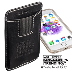 Our TEAM is Always Trending...# Thanks For all You Do! Venezia™ Smartphone Wallet  Smartphone Wallet, Leatherette Wallet for Smartphone, Adhesive Smartphone Wallet, Smartphone Credit Card Holder,