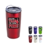 Our TEAM is On FIRE! 20oz Stainless Steel & Polypropylene Tumbler  20 oz tumbler, Imprinted Tumblers, Stainless Steel Tumblers, Care Promotions,