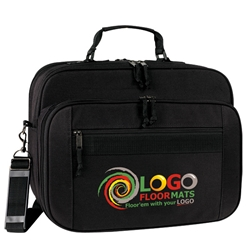 Overnight Briefcase Overnight, Briefcase, Messenger, Conference, Brief, Bag, Promotional, Events, All Purpose, Imprinted, Reusable, Travel
