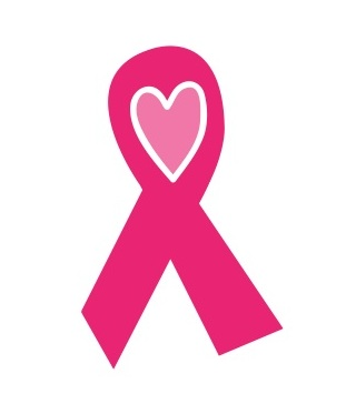 Pink Ribbon Heart & Hope
