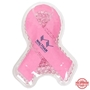 Pink Ribbon Stock Awareness Design Hot/Cold Packs Pink Ribbon Hot Cold Pack, breast cancer awareness merchandise, pink promotional items, pink ribbon gifts, Awareness Ribbon Cold Pack,  pink ribbon promotional products, pink ribbon stress reliever, breast cancer awareness month