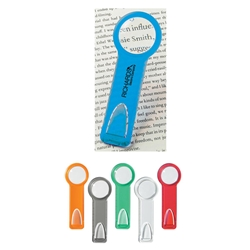 "Plastic 2"" Ruler With Circular Magnifying Glass Plastic 2"" Ruler With Circular Magnifying Glass, Plastic, 2"", Ruler, with, Circular, Magnifying, Glass, Imprinted, Personalized, Promotional, with name on it, giveaway,"