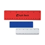"Plastic 6"" Ruler Plastic 6"" Ruler, Plastic, 6"", Ruler, Imprinted, Personalized, Promotional, with name on it, giveaway,"