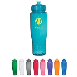 Poly-Clean™ 28 Oz. Plastic Bottle Poly-Clean™ 28 Oz. Plastic Bottle, Poly-Clean, 20 oz., Plastic, Sports, Bottle, Water Bottle, Water, Sports, Walk Events, Running event,  Imprinted, Personalized, Promotional, with name on it, Gift Idea, Giveaway,