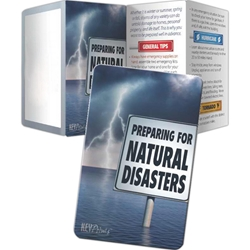 Preparing for Natural Disasters Key Points Preparing for Natural Disasters Key Points, Pocket Pal, Record, Keeper, Key, Points, Imprinted, Personalized, Promotional, with name on it, giveaway,BetterLifeLine, BetterLife, Education, Educational, information, Informational, Wellness, Guide, Brochure, Paper, Low-cost, Low-Price, Cheap, Instruction, Instructional, Booklet, Small, Reference, Interactive, Learn, Learning, Read, Reading, Health, Well-Being, Living, Awareness, KeyPoint, Wallet, Credit card, Card, Mini, Foldable, Accordion, Compact, Pocket, Safe, Safety, Protect, Protection, Hurt, Accident, Violence, Injury, Danger, Hazard, Emergency, First Aid