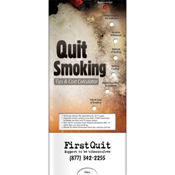 Quit Smoking: Tips and Cost Calculator Pocket Slider The Positive Line, Positive Promotions, BetterLifeLine, BetterLife, Education, Educational, information, Informational, Wellness, Guide, Brochure, Paper, Low-cost, Low-Price, Cheap, Instruction, Instructional, Booklet, Small, Reference, Interactive, Learn, Learning, Read, Reading, Health, Well-Being, Living, Awareness, PocketSlider, Slide, Chart, Dial, Bullet Point, Wheel, Pull-Down, SlideGuide, Drugs, Alcohol, Smoke, Tobacco, Smoking, Cigarettes, Lungs, Cancer, Drinking, Drink, Booze, Liquor, Beer, Say No, DARE, SADD, MADD, Drunk, DUI, DWI, AA, Abuse, Addiction, Addict, Dependence, Rehab, Rehabilitation, Police, Withdrawal, Trafficking