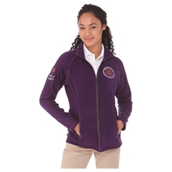 Rixford Polyfleece Jacket, Ladies corporate apparel, custom fleece jacket, custom logo fleece jacket, custom printed fleece, promotional fleece jacket