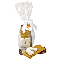 SMores Gift Kit holiday gifts, holiday food gifts, corporate holiday gifts, gift sets, chocolate gifts, employee appreciation, employee recognition, holiday parties