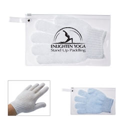 Scrub-A-Dub Bath Glove Scrub-A-Dub Bath Glove, Bath, Gloves, Imprinted, Personalized, Promotional, with name on it, giveaway,