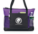 Select Zippered Tote - TOT125