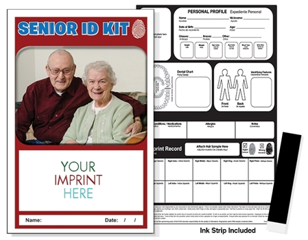 Senior ID Safety Kit | Care Promotions