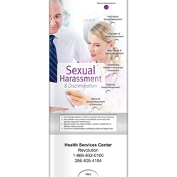Sexual Harassment Pocket Slider BetterLifeLine, BetterLife, Education, Educational, information, Informational, Wellness, Guide, Brochure, Paper, Low-cost, Low-Price, Cheap, Instruction, Instructional, Booklet, Small, Reference, Interactive, Learn, Learning, Read, Reading, Health, Well-Being, Living, Awareness, PocketSlider, Slide, Chart, Dial, Bullet Point, Wheel, Pull-Down, SlideGuide, Cancer, Women, Woman, Female, Fitness, Gynecology, OB/GYN, Dating, Date, Relationship, Couple, Abuse, Domestic, Violence, Sexual, Harassment, Rape, Abortion, Rohypnol, GHB, Ketamine, Roofies, Rophies, Sex, The Positive Line, Positive Promotions