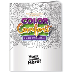Shades of Relaxation (Animals) Color Comfort Coloring Book Coloring Books for Adults, Stress Relief, Adult Coloring Books