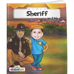 Sheriff and Me All About Me Sheriff and Me All About Me, BetterLifeLine, BetterLife, Education, Educational, information, Informational, Wellness, Guide, Brochure, Paper, Low-cost, Low-Price, Cheap, Instruction, Instructional, Booklet, Small, Reference, Interactive, Learn, Learning, Read, Reading, Health, Well-Being, Living, Awareness, AllAboutMe, AdventureBook, Adventure, Book, Picture, Personalized, Keepsake, Storybook, Story, Photo, Photograph, Kid, Child, Children, School, Imprinted, Personalized, Promotional, with name on it, giveaway,