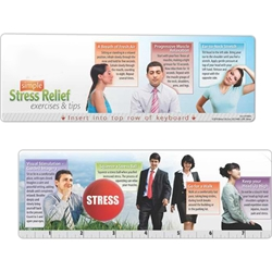 Simple Stress Relief, Exercises, and Tips Keyboard Wiz  Simple Stress Relief, Exercises, and Tips Keyboard Wiz, BetterLifeLine, BetterLife, Education, Educational, information, Informational, Wellness, Guide, Brochure, Paper, Low-cost, Low-Price, Cheap, Instruction, Instructional, Booklet, Small, Reference, Interactive, Learn, Learning, Read, Reading, Health, Well-Being, Living, Awareness, KeyboardWiz, Key, Board, Computer, Desk, Office, Ergonomic, Ergonomical, Home, Cubicle, Workspace, Employee, Workplace, Mental, Mind, Instability, Stability, Depression, Memory, Therapy, Therapist, Psychology, Psych, Psychiatrist, Psychologist, Stress, Brain,Imprinted, Personalized, Promotional, with name on it, Giveaway,