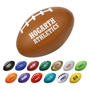 Custom Printed Football Stress Reliever | Care Promotions