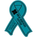 Small Awareness Ribbon Magnet - MAG010