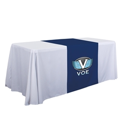 Custom Printed Standard Table Runner | Care Promotions
