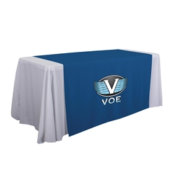 Custom Printed Standard Table Runner, 57"