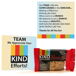 """TEAM We Appreciate Your ""KIND"" Efforts"" Employee Appreciation Kit Orbit, Appreciation Gum Kit, Appreciation Kit, Low cost recognition, On The Spot Recognition, Appreciation Gum Kit,"
