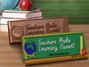 """Teachers Make Learning Sweet"" Chocolate Bar Employee Appreciation, Employee Recognition, Holiday Gifts, Business Gifts, Corporate Gifts, Holiday Parties, chocolate,"